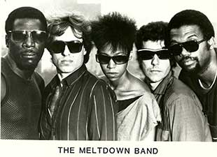 The Meltdown Band Picture